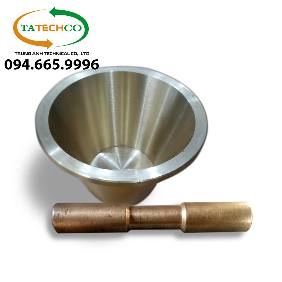 Bộ cối chày đồng của Tatechco